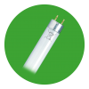 Tube fluorescent